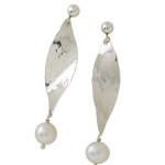 MargaretMims Silver petal earrings 300dpi