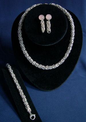 mheavyflorentine1+earrings+bracelet